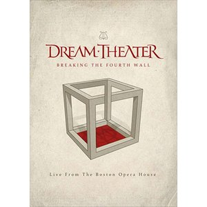 Dream Theater - Breaking The Fourth Wall (Live From The Boston Opera House) (2014) (Blu-ray)|wdplace2
