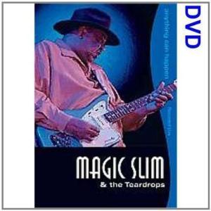 MAGIC SLIM & THE TEARDROPS (DVD)|wdplace2