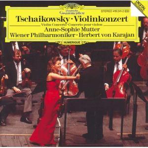 Pyotr Ilyich Tchaikovsky - Violin Concerto (Mutter...
