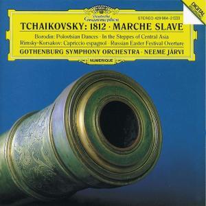 Pyotr Ilyich Tchaikovsky - 1812/March Slave (Gothe...