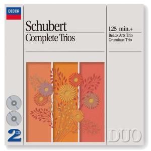 Franz Schubert - Complete Trios (Beaux Arts Trio/G...