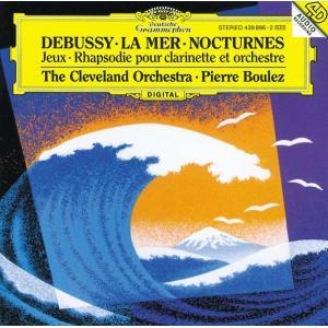 Claude Debussy - La Mer/Nocturnes (Chicago SO/Boul...