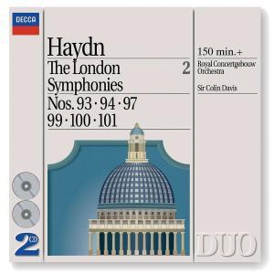 Haydn: London Symphonies Vol. 2