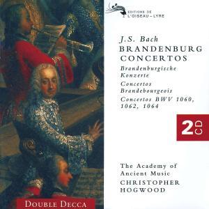 Johann Sebastian Bach - Brandenburg Concertos (Aam...