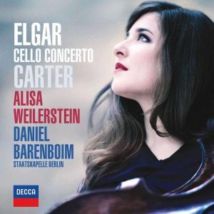 Elgar & Carter: Cello Concertos (CD)