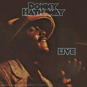 Donny Hathaway - Live (Live Recording) (CD)