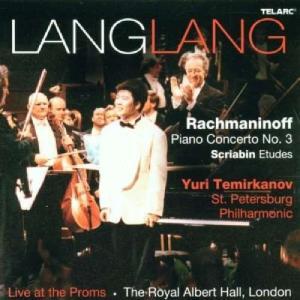 Rachmaninov: Concerto for Piano No 3; Scriabin: Et...