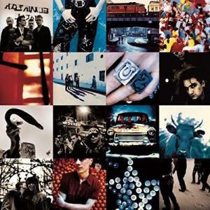 U2 - Achtung Baby (20th Anniversary Edition) (CD)