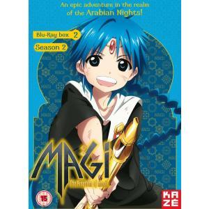 マギ The Kingdom of Magic 2 ブルーレイ (UK版)|wdplace2