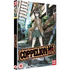 COPPELION DVD (UK版)|wdplace2