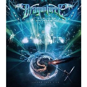 Dragonforce - In The Line Of Fire (Blu-ray)|wdplace2