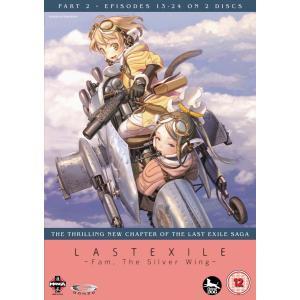 ラストエグザイル -銀翼のファム- 2 DVD (UK版)
