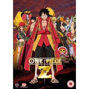ONE PIECE ワンピース Film: Z DVD (UK版)