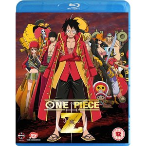 ONE PIECE ワンピース Film: Z Blu-ray (UK版)