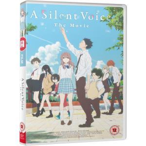 映画『聲の形』 DVD (UK版)