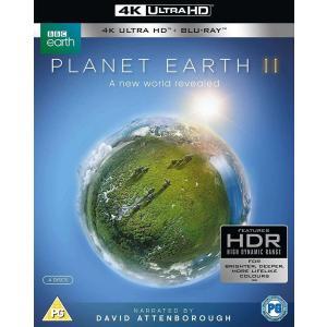 Planet Earth II (4k UHD Blu-ray + Blu-ray)|wdplace2