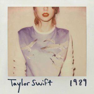 Taylor Swift - 1989 (CD) テイラー・スウィフト wdplace