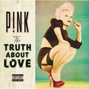 Pink - The Truth About Love (CD) wdplace