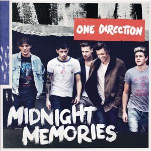 One Direction - Midnight Memories (CD) ワン・ダイレクション wdplace