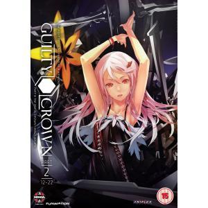 ギルティクラウン Part 2 DVD (UK版) wdplace