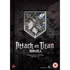 進撃の巨人 DVD (UK版)|wdplace