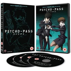 PSYCHO-PASS サイコパス DVD (UK版)|wdplace