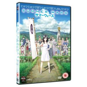 サマーウォーズ DVD (UK版) wdplace