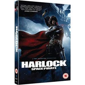キャプテンハーロック -SPACE PIRATE CAPTAIN HARLOCK- DVD (UK版) wdplace