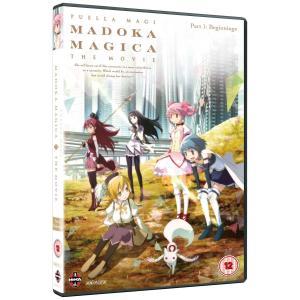 劇場版 魔法少女まどか☆マギカ [前編]始まりの物語 DVD (UK版)|wdplace