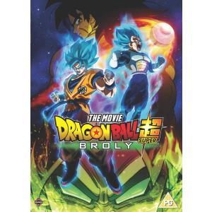 ドラゴンボール超 ブロリー DVD (UK版)|wdplace