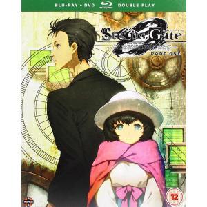 Steins; Gate 0 -シュタインズ・ゲート ゼロ- Part 1 ブルーレイ+DVD (NTSC) (UK版) wdplace