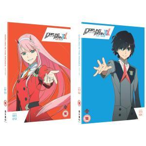 ダーリン・イン・ザ・フランキス Part 1& Part 2 セット DVD (NTSC) (UK版) wdplace