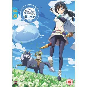転生したらスライムだった件 Part 1 DVD (NTSC) (UK版) wdplace