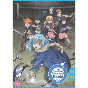 転生したらスライムだった件 Part 2 DVD (NTSC) (UK版)|wdplace