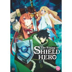 盾の勇者の成り上がり Part 1 DVD (NTSC) (UK版) wdplace