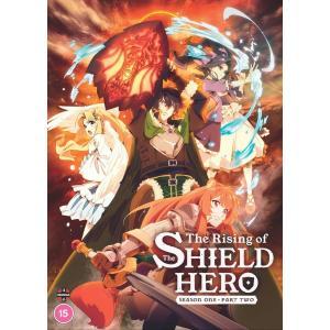 盾の勇者の成り上がり Part 2 DVD (NTSC) (UK版) wdplace