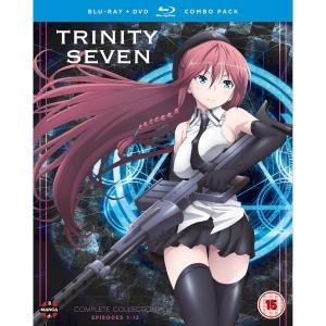 トリニティセブン ブルーレイ+DVD (NTSC) (UK版) wdplace