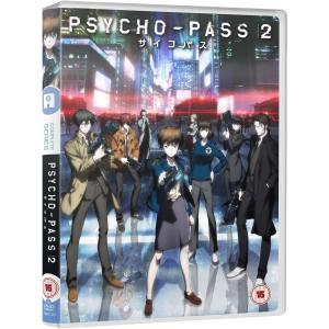 PSYCHO-PASS サイコパス 新編集版 DVD (UK版) wdplace