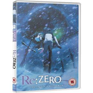 【タイトル】 Re:ゼロから始める異世界生活 コンプリート DVD-BOX2 (13-25話 325...