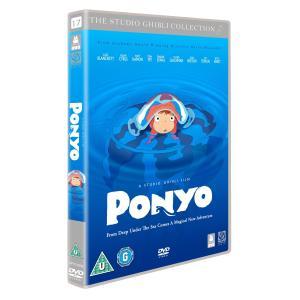 崖の上のポニョ DVD (UK版) wdplace