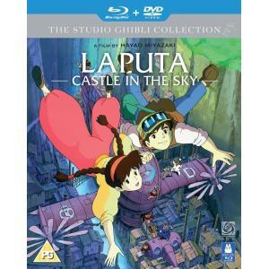 天空の城ラピュタ ブルーレイ+DVD (UK版)|wdplace
