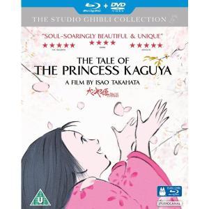 かぐや姫の物語 ブルーレイ+DVD (UK版) wdplace