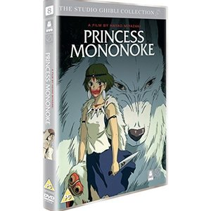もののけ姫 DVD (UK版)|wdplace