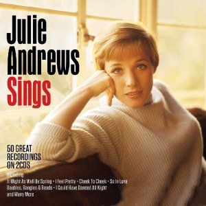 Julie Andrews - Sings (Not Now) (CD) ジュリー・アンドリュース  【クリアランス】 wdplace