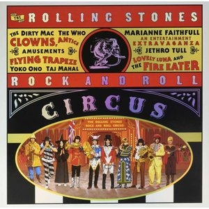 The Rolling Stones - The Rolling Stones Rock And Roll Circus (Triple Vinyl Box Set)|wdplace