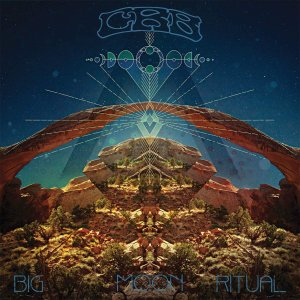 Big Moon Ritual - Robinson Chris Brotherhood (レコード盤)|wdplace