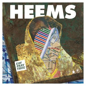 Heems - Eat Pray Thug (レコード盤)|wdplace