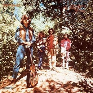 Creedence Clearwater Revival - Green River (レコード盤)|wdplace