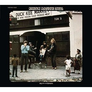 Creedence Clearwater Revival - Willy And The Poor Boys (レコード盤)|wdplace