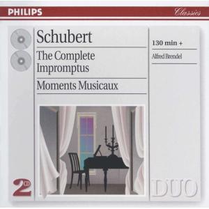 Franz Schubert - Complete Impromptus (Alfred Brend...